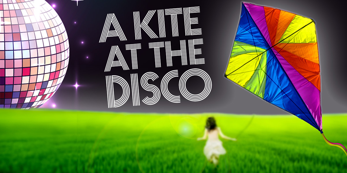 A Kite at the Disco Web Header