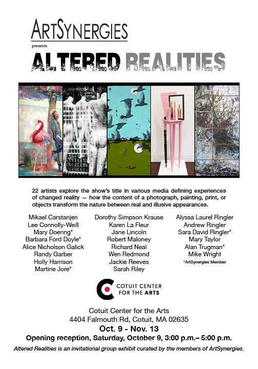 Altered Realities Postcard