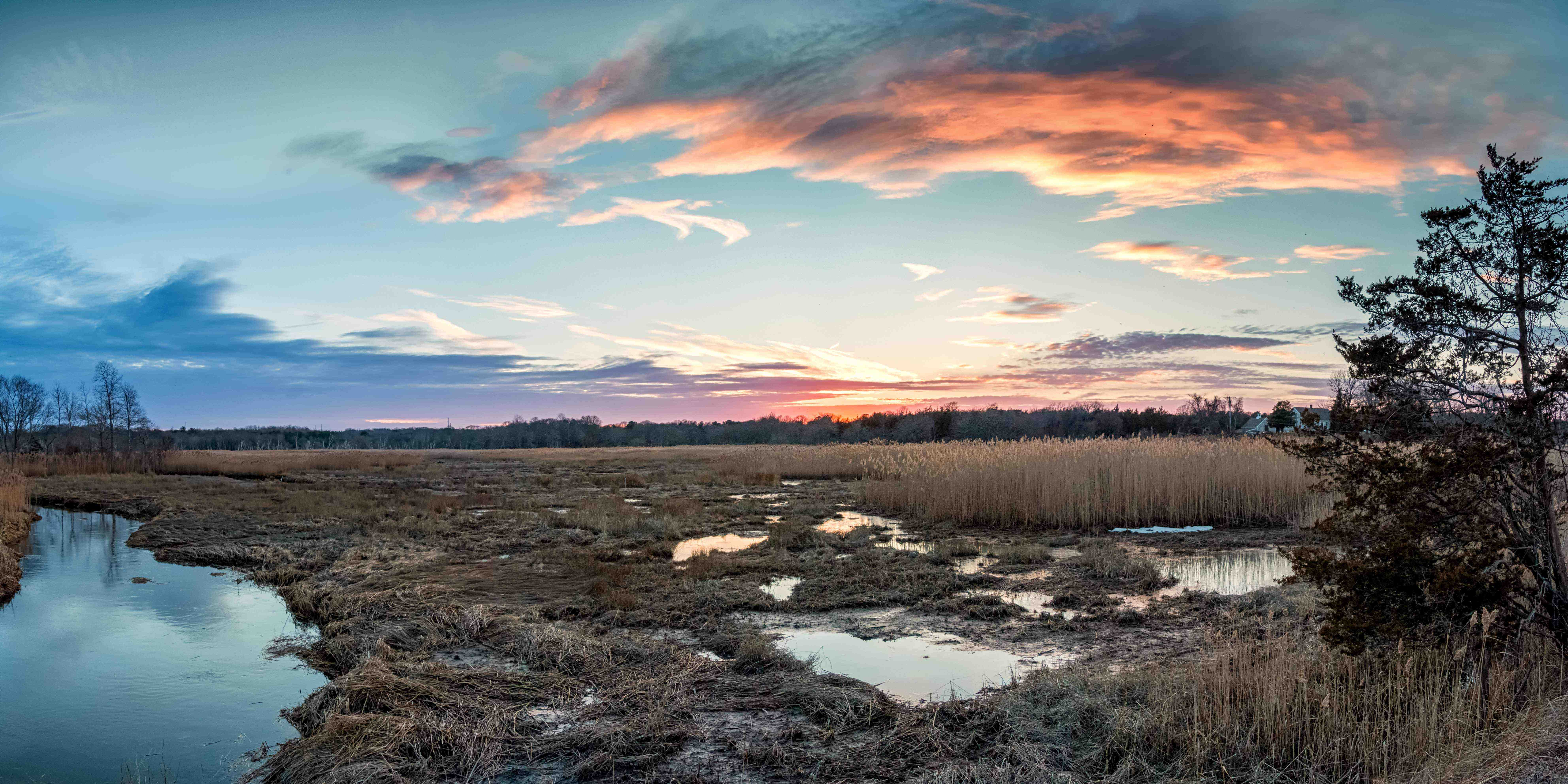 Barnstable Winter Marsh