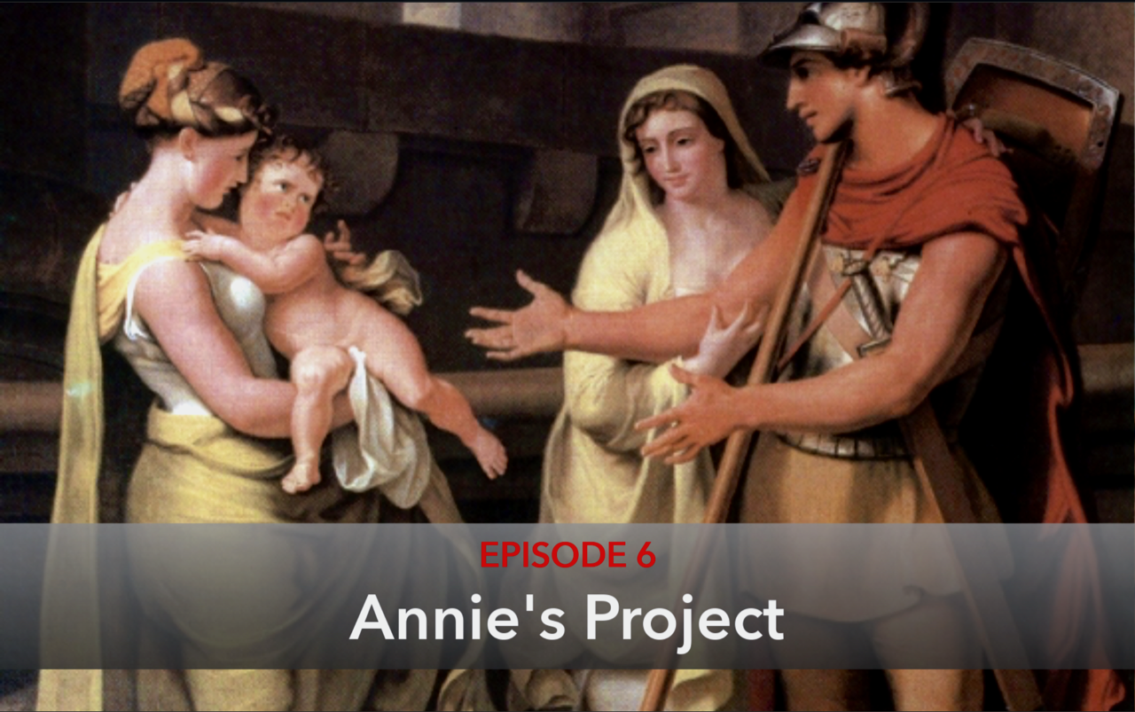 Episode 6 Annies Project Thumbnail