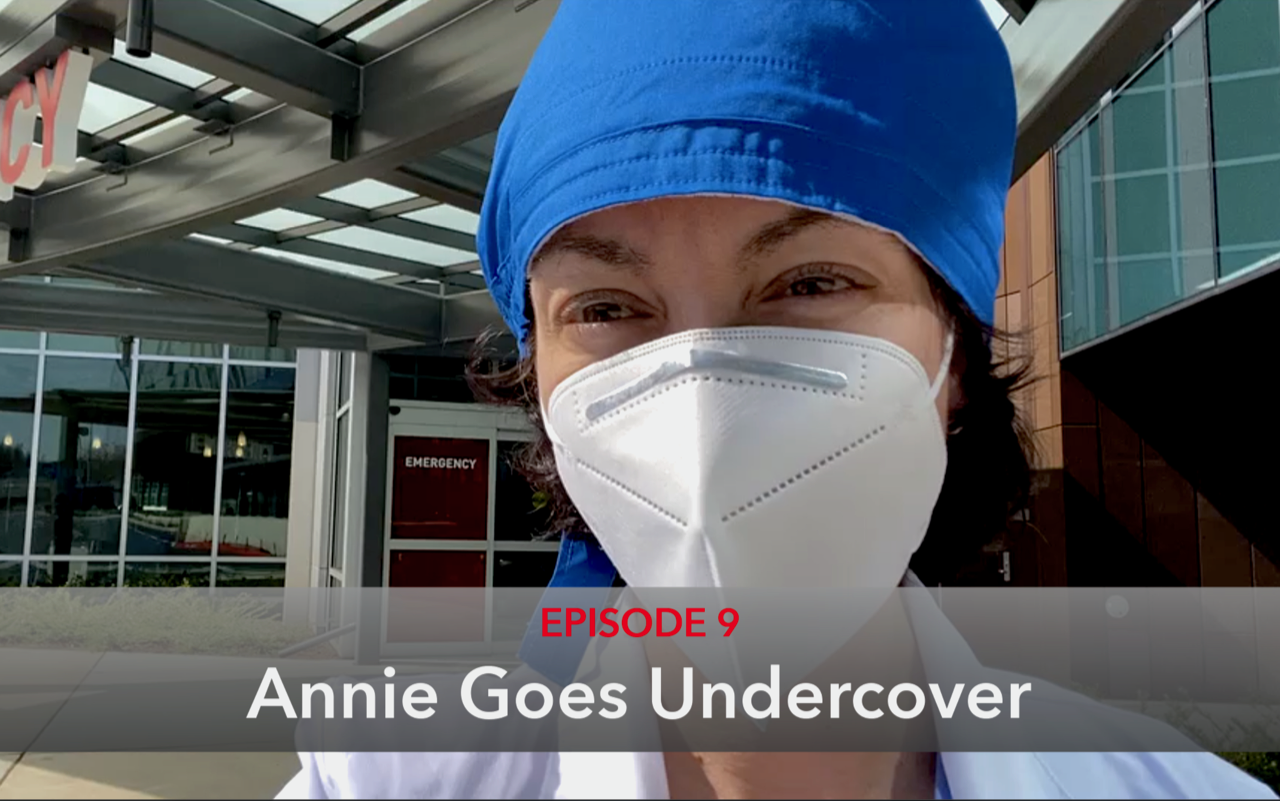 Episode 9 Annie Goes Undercover Thumbnail
