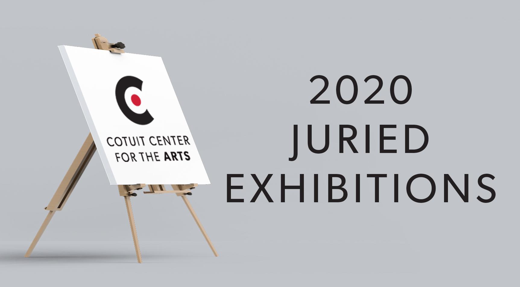Juried Exhibits Web Header